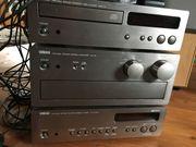 Yamaha-Stereo-Musikanlage AX 3 teilig