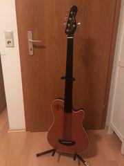 Godin A5 Bass fretless mit
