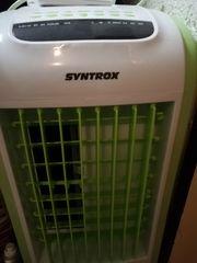 Syntrox Cooler Kühlgerät Ventilator wie