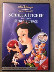 DVD Schneewittchen und die sieben