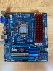 Intel i7 2600K 16 GB