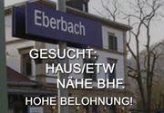 Haus ETW nähe Bhf Eberbach