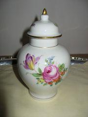 Ludwigsburger Porzellan-Vase