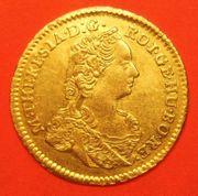 Maria Theresia 1740-1780 Dukat 1763