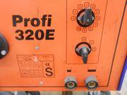 Profi-320 E gerät