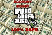 GTA 5 V ONLINE Account Boost