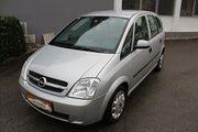 Opel Meriva nur 130tkm