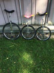 Einrad 3 Stück