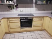 Küche inklusive Elektrogeräten zu verkaufen