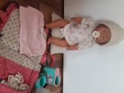 Original Baby Born mit Zubehör