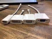 apple thunderbolt adapter VGA HDMI