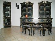 Chinamöbel komplettes Ensemble edler Wohnzimmermöbel