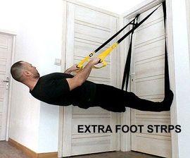Fitness, Bodybuilding - sling trainer shlingtraining trx suspension