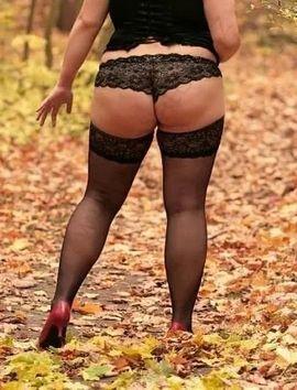 Sie sucht Ihn (Erotik) - Reife mollige Spanking -und Strap-On