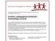 Erzieher Pädagogische Fachkraft Kinderpfleger m