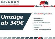Professionelle Umzüge ab 349 EUR