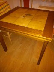 Tisch viereckig Esszimmer oder Küche