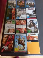 DVD Blue Ray sehr diverse