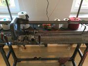 Hand - Strickmaschine der Marke Stoll