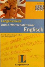 Langenscheidt Audio-Wortschatztrainer Englisch
