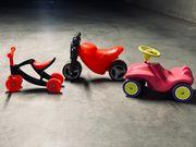 Kinderfahrzeuge Bobbycar BIG Motorrad Motorrad