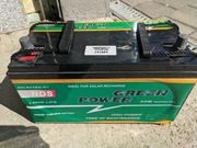 Camping AGM Batterie 80A
