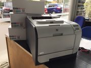 Drucker HP Color Laser Jet