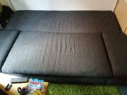 Couch mit integrierter Schlafcouch