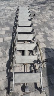 Elektrische Treppe für s Dachgeschoss