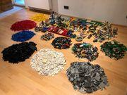 Lego Sammlung Auflösung Steine Platten