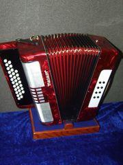 Meteor Club Hand-Harmonika C F