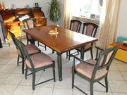 Tischgruppe Dessau mit 6 Stühlen