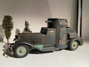 Märklin Panzerwagen 1108 P 1930er