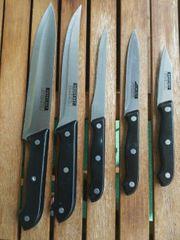 Messerblock mit 5 Messer