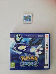 Nintendo 3ds Spiel Pokemon Alpha