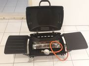 Tischgrill Grill Camping Kocher Standgrill