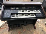 Technics Orgel pcm Sound
