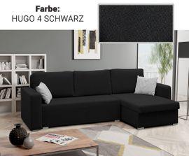 Bild 4 - Ecksofa COSTA mit Schlaffunktion - Sofa - Frankfurt