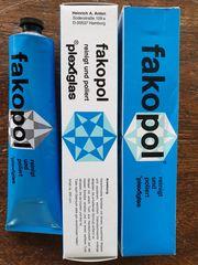 Fakopol Poliermittel für Plexiglas Acrylglas