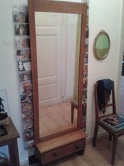 Stand - Spiegel - Diele - ArtDeco