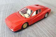 Bburago Ferrari Testarossa 1984