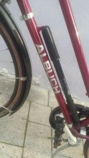 Fahrrad macht sport
