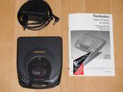 Discman Technics SL-XP 350 tragbarer