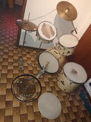 Schlagzeug DrumMate pre-Tama Star Vintage
