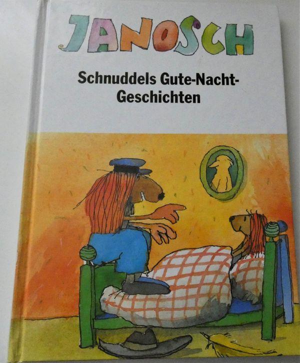Schnuddels Gute-Nacht-Geschichten Janosch 1995