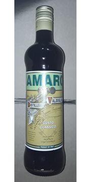 Amaro Kräuterlikör Likör aus Italien