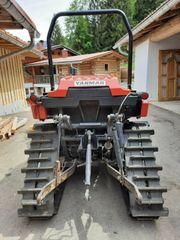 Yanmar Kettentraktor Ac 21 Raupenfahrzeug