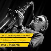 Musikunterricht für Saxophon oder Klarinette