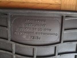 Bild 4 - Fußmatten für Audi Q5 - Bad Dürkheim