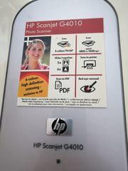 HP Scanjet G4010 Flachbett-Fotoscanner